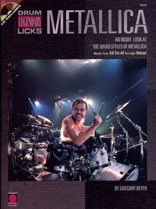 Legendary Drum Licks Metallica