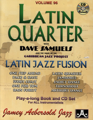 Jamey Aebersold: Latin Quarter With Dave Samuels