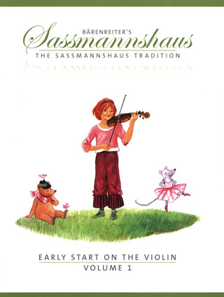 Egon Saßmannshaus: Early start on the violin 1