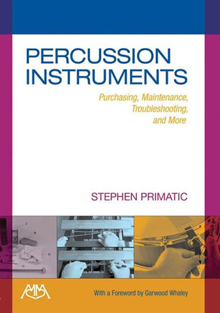 Stephen Primatic: Percussion instruments