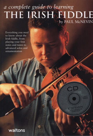Mcnevin P.: Complete Guide To Learning The Irish Fiddle (Mcnevin) Book/Cde