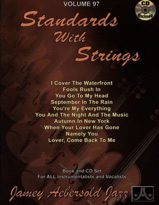 Jamey Aebersold: Standards With Strings