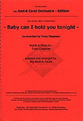 Chapman Tracy: Baby Can I Hold You Tonight