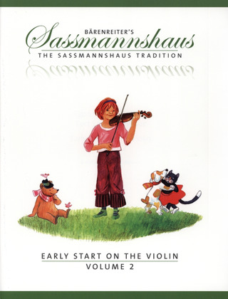 Egon Saßmannshaus: Early start on the violin 2