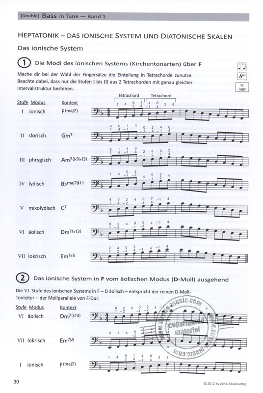 Tino Scholz: [Double] Bass in Tune 1 (4)