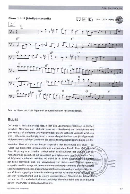 Tino Scholz: [Double] Bass in Tune 1 (5)