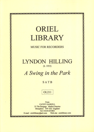 Hilling Lyndon: A Swing In The Park
