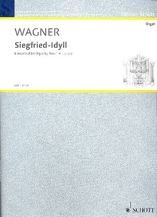 Richard Wagner: Siegfried-Idyll WWV 103