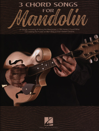 3 Chord Songs for Mandolin
