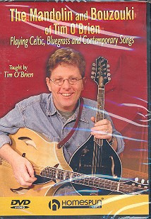 O.'Brien Tim: Mandolin And Bouzouki (O'brien, Tim) Dvd