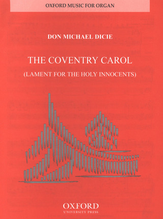 Don Michael Dicie: Coventry Carol