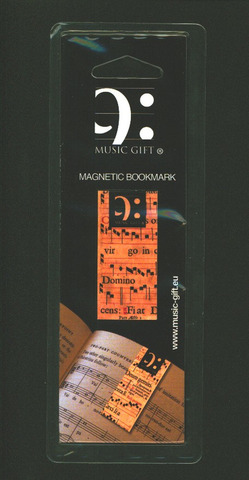 Magnetic Bookmark - St Ceclila
