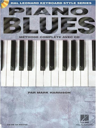 Mark Harrison: Piano Blues