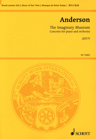 Julian Anderson: The Imaginary Museum