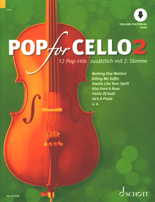 Pop for Cello 2