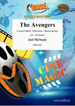 Joel McNeely: The Avengers