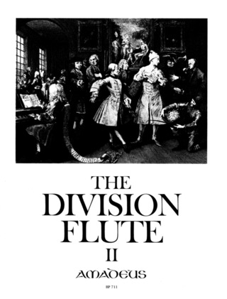 Habert Andreas: The Division Flute 2