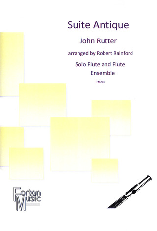 John Rutter: Suite Antique