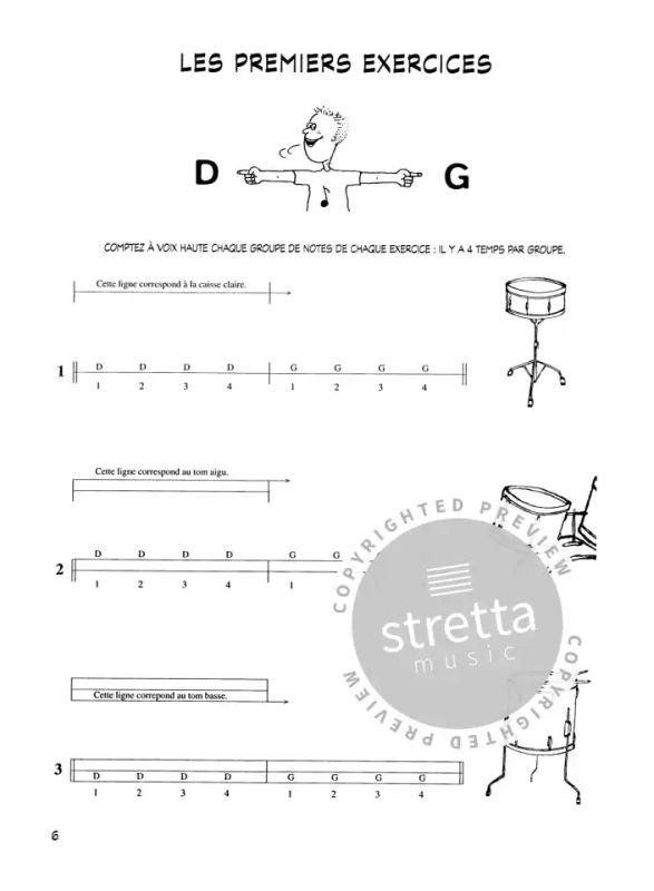 Methode De Batterie 1 From Gert Bomhof Buy Now In Stretta Sheet Music Shop