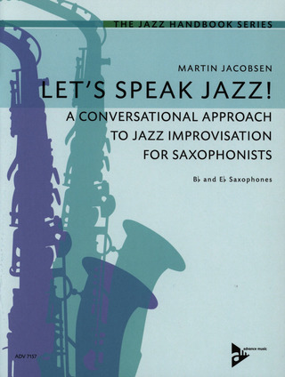 Martin Jacobsen: Let's Speak Jazz!