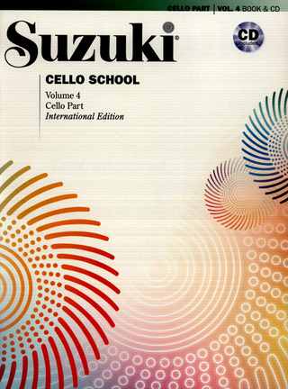 Shin'ichi Suzuki: Suzuki Cello School 4