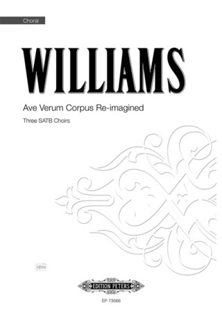 Roderick Williams: Ave Verum Corpus Re-imagined