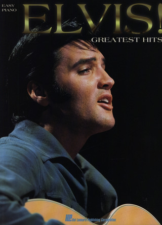 Elvis Presley: Elvis! – Greatest Hits for Easy Piano