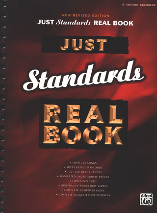 Just Standards Real Book – Bb