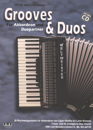 Peter Michael Haas: Accordion Tunes + Grooves