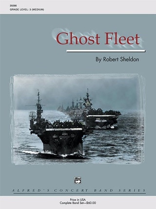 Robert Sheldon: Ghost Fleet