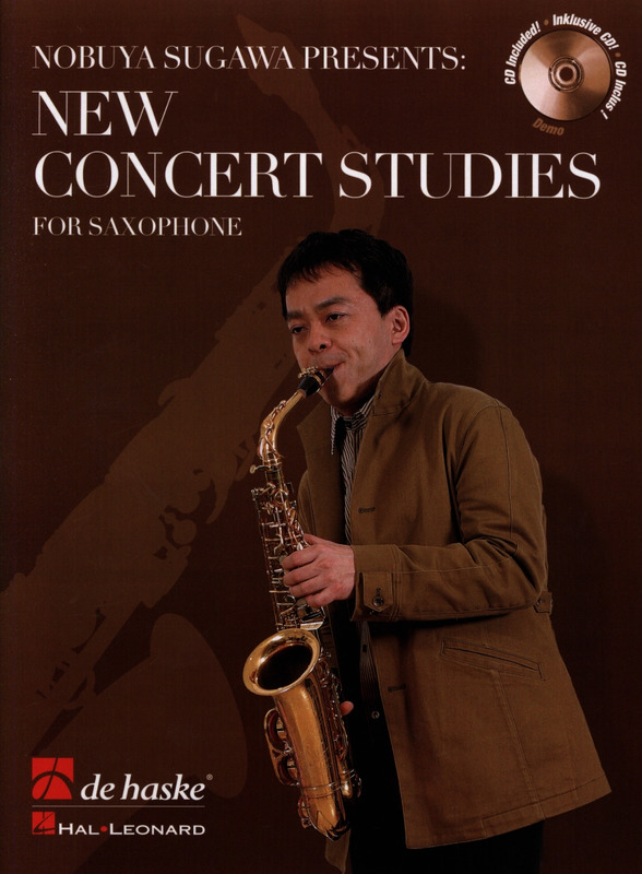 New Concert Studies For Saxophone