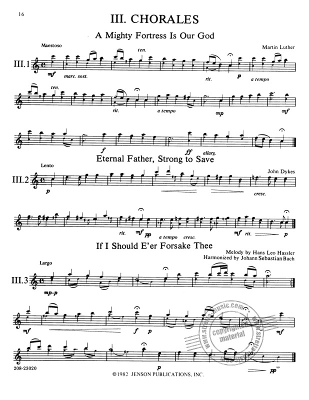 Claude Thomas Smith: Symphonic Warm-Ups for Band (3)