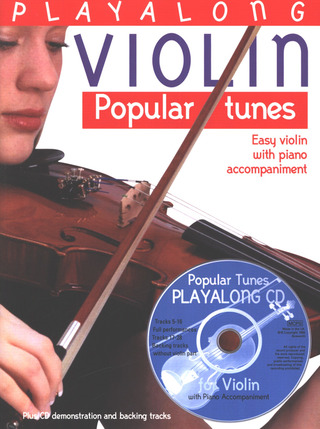 Playalong Violin – Popular Tunes
