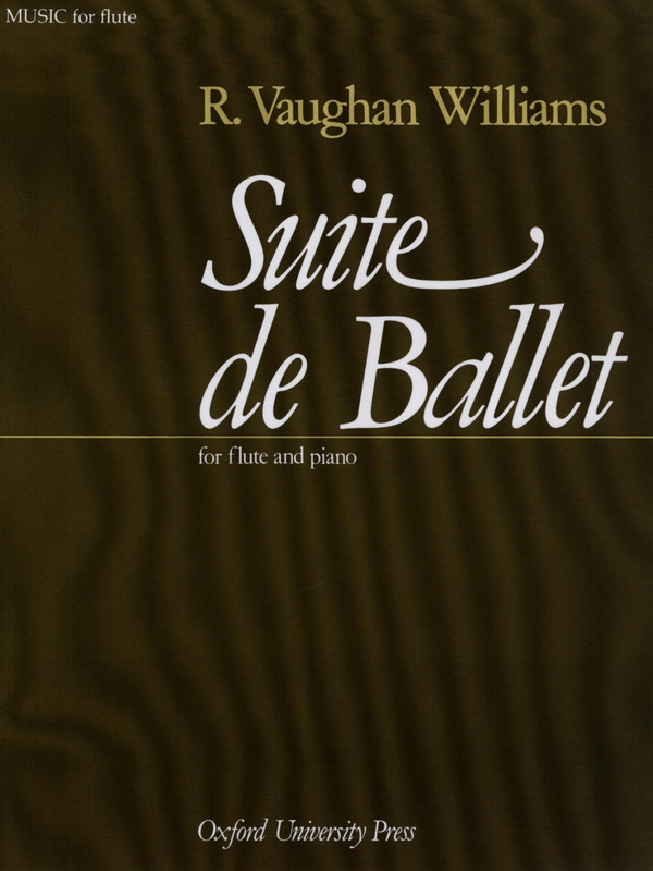 Ralph Vaughan Williams: Suite De Ballet