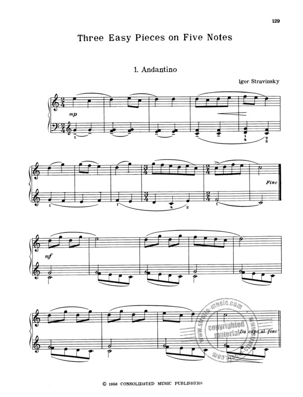 Easy Classics To Moderns Piano Mfm17 From Dénes ágay Buy
