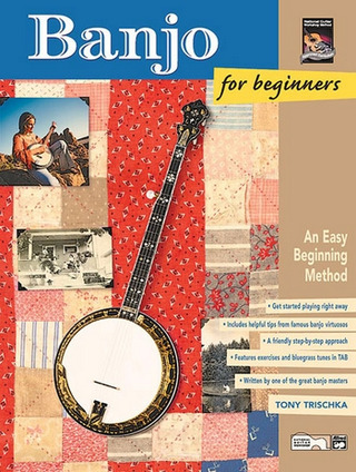 Trischka Tony: Banjo For Beginners