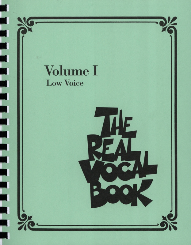 The Real Vocal Book 1 – Low Voice