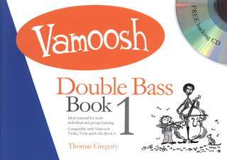 Thomas Gregory: Vamoosh Double Bass Book 1