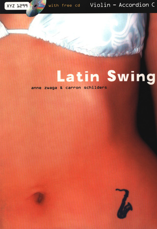 Anne Zwaga: Latin Swing