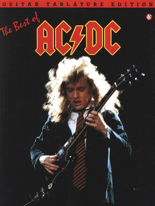 AC/DC: Ac/Dc Best Of Guitar Tablature Edition