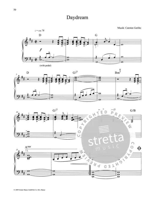Spielbuch Klavier Piano Noten SCHOTT ED 20740 /% ROCK BALLADS 1 /% Gerlitz CD