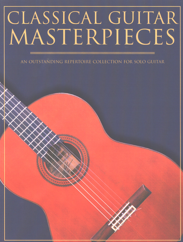 Classical Guitar Masterpieces Usa Edition