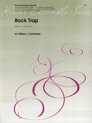 William J. Schinstine: Rock Trap