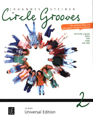 Johannes Steiner: Circle Grooves 2