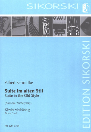 Alfred Schnittke: Suite in the Old Style