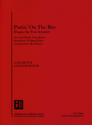 Irving Berlin: Puttin' on the Ritz
