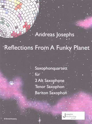 Andreas Josephs: Reflections from a funky Planet