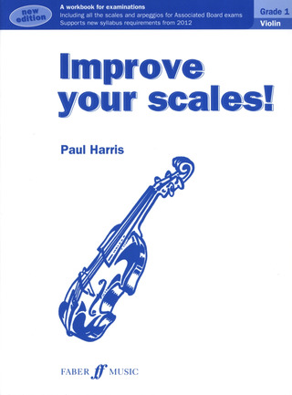Paul Harris: Improve Your Scales 1-2