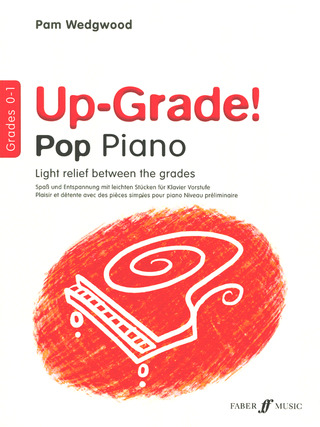 Pamela Wedgwood: Up-Grade! Pop 0-1
