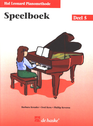 Barbara Kreader et al.: Hal Leonard Pianomethode 5